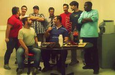 #equipe #desenvolvimento #nerds