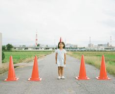 These Are Some Of The Cutest #Photos! Road cone. #lol #adorable