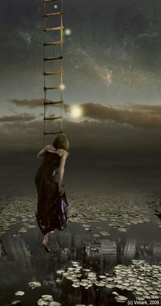♂ Dream Imagination Surrealism Surreal art by To Another Reality ..by Vimark
