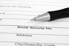 Social Security Card Usa Ssc Profile Pinterest
