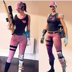 Rose Team Leader from Fortnite Battle Royale Do you play Fortnite? Girl Costumes, Cosplay Costumes, Cosplay Outfits, Boy Birthday, Birthday Parties, Birthday Cake, Birthday Crafts, Birthday Ideas, Halloween Party