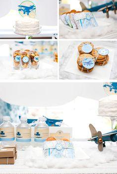 Festinha do avião | Casamenteiras