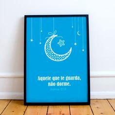 Aquele que te guarda não dorme...💤💤💤    #quadro #decoração #decoracao #quadrinhos #quadros #quadrobaby #quartodebebe #maternidade #baby #criança #personalizado#instadecor #instahome #home #dicasbh #lar #lardocelar #casa #instadicas #decor #pendure #bhdicas #studiopendure