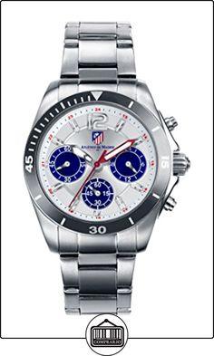 Reloj Viceroy Atlético de Madrid Cadete 432850-05 Acero Crono de  ✿ Relojes para hombre - (Gama media/alta) ✿
