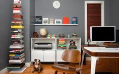 If you work from home then you owe it to yourself to set up a proper office space. We have some tips to make it great.