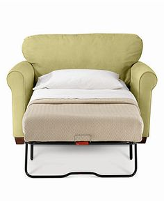 Sasha Sofa Twin Sleeper Chairs Recliners Chairsleeperbed Chair Bed