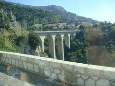 The bridge to EZE, France