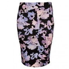 Cobalt Skirt so cute #collection #CobaltSkirt #maria257893 #Cobalt #Skirts <3 www.2dayslook.com