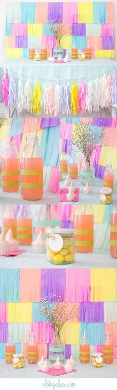 Ideas para reutilizar frascos de vidrio en tus fiestas