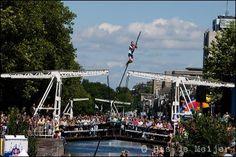 Fierljeppen Frisian sport