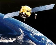 Satellite Orbiting Earth - Rocky Mountain Tracking Blog