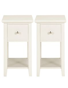 Compact Bedside Table 2 hastings grey compact bedside chests | bedrooms, loft interiors