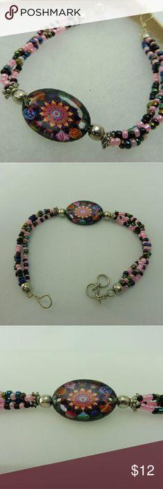 Boho Bracelets, beaded handmade, NWT Boho Bracelets, beaded handmade, NWT Jewelry Bracelets