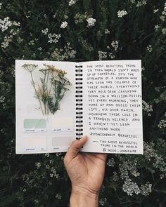 — the most beautiful thing in the world  // writing journal entry 67 by noor unnahar  // art journal, words quotes writing poetic artsy, indie grunge pale aesthetics hipsters tumblr creative, journaling notebook stationery scrapbooking pressed flowers, instagram creative photography ideas inspiration, hand written quote inspiring handstagram, journaling //