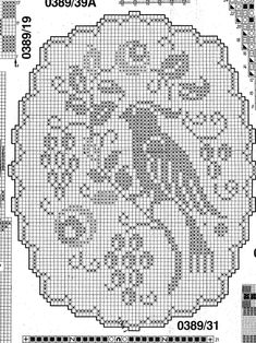 ru / Фото - *** - ehinaceya might use this for a cute tank top for my granddaughter Cross Stitch Sampler Patterns, Cross Stitch Samplers, Crochet Stitches Patterns, Cross Stitch Designs, Cross Stitch Love, Cross Stitch Flowers, Cross Stitch Charts, Filet Crochet Charts, Crochet Diagram
