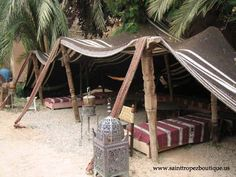 Experience Arabian Nights Theme Party With the Moroccan Tent and Bedouin Tent | David Calvin