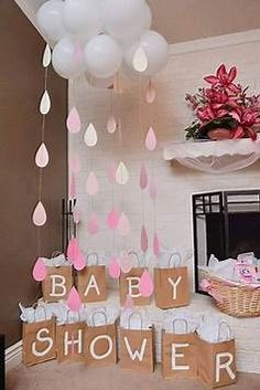 Image result for Baby Shower Ideas for Girls On a Budget