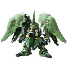 NZ-666 Kshatriya : SD Gundam BB Warror http://www.hyperionz.net/collections/gundam-bb-warrior/products/bandai-sd-gundam-bb-warror-nz-666-kshatriya-plastic-construction-kit