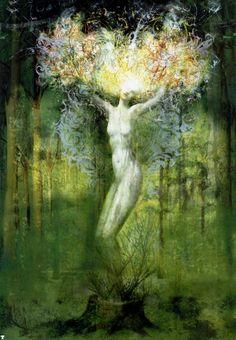 Reborn by Spalenka Greg Happy Litha! Blessed be! :)