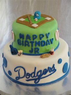 birthday cake los angeles dodgers cake search quot to do quot 1765