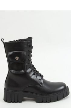 Neue Trends, Combat Boots, Winter, Shoes, Fashion, Fashion Styles, Winter Time, Moda, Zapatos