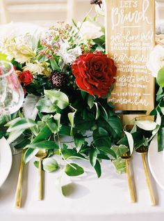 oversized centerpiece photo by jessica gold photography httpruffledblogcom
