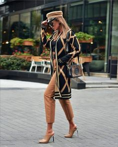 Winter Fashion Outfits, Look Fashion, Womens Fashion, Classy Outfits, Chic Outfits, The Cardigans, Gossip Girl Fashion, Influencer, Elegant Outfit