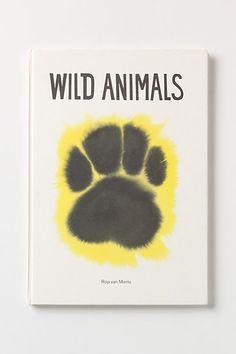 Wild Animals  #anthropologie