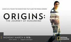"2,013 Likes, 57 Comments - Jason Silva (@jasonlsilva) on Instagram: ""Poster for my new tv series ORIGINS: The Journey of Humankind"""