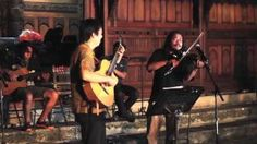 """Bengawan Solo"" (Gesang) - by Jubing (guitar,) Ages (violin) & Batavia Mood Ensemble - YouTube"
