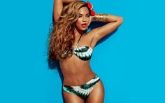Beyonce Stars in H'S 2013 Summer Campaign