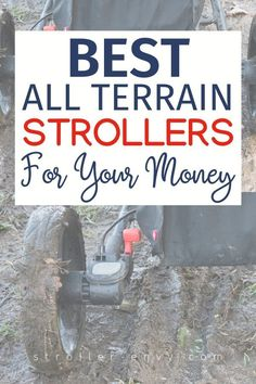 All terrain strollers, also known as sport strollers or fitness strollers, are ideal for parents who are not necessarily into jogging, but prefer to take long walks or hikes off-road or on pavement. However, many models are perfectly suited for jogging as well. Find the right all terrain stroller for your growing family. #stroller