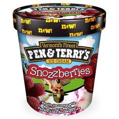 Tastes like Snozzberries! (for Broken Lizard/Super Troopers fans) Broken Lizard, Super Troopers, Fine Pens, Ben And Jerrys Ice Cream, Vermont, Sour Cream, Vegan, Desserts, Food