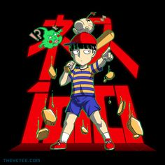ness 100 By Coinbox Tees, today at The Yetee!
