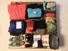 Packliste für die Alpenüberquerung von München nach Venedig - Meine Tipps