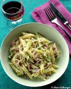 Ma pasta au speck pour 4 personnes - Recettes Elle à Table