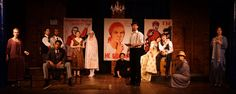 ALRA Drama School production of The Mandate