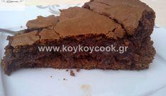 Νηστίσιμο υγρό κέικ σοκολάτας με ταχίνι από την Ρένα Κώστογλου και το koykoycook ! Vegan Vegetarian, Vegetarian Recipes, Gluten Free Cakes, Chocolate Cake, Sweets, Cooking, Desserts, Food, Chicolate Cake