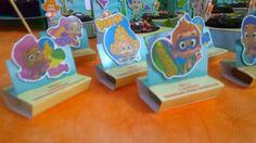 Ioiô 3d Bubble Guppies