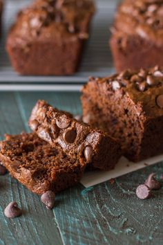Chocolate Peanut Butter Banana Bread | Recipe | Peanut Butter Banana ...