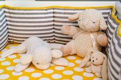 La chambre bébé de Jess