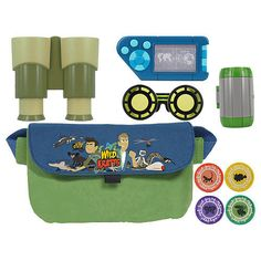 The Official PBS KIDS Shop | Wild Kratts Adventure Set
