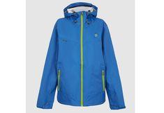 Ternua. Chaqueta Impermeable Azule de hombre Athletic, Zip, Jackets, Fashion, Staple Pieces, Raincoat, Cowls, Athletic Wear, Moda