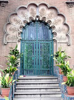 Barcelona - Av. Tibidabo 035 e by Arnim Schulz, via Flickr