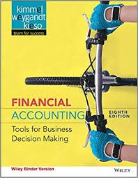 Solution Manual For Financial Accounting 8th Edition Jerry J Weygandt Donald E Kieso Paul Financial Accounting Bank Financial Accounting