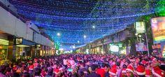 Christmas celebrations in Kolkata