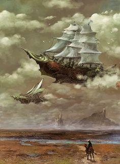 Flying ships