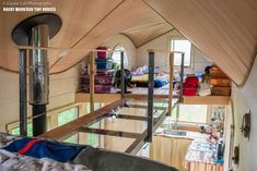 Whimsical Pequod oozes tiny house charm