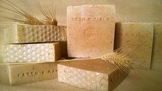 Mille e un sapone: ORZO & MIELE 2 handmade soap HONEY & BARLEY #milleunsapone photo by #milleusapone