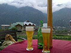 A good place to spend a day with a terrifc view of the hills- Manali (The Flat Plate)